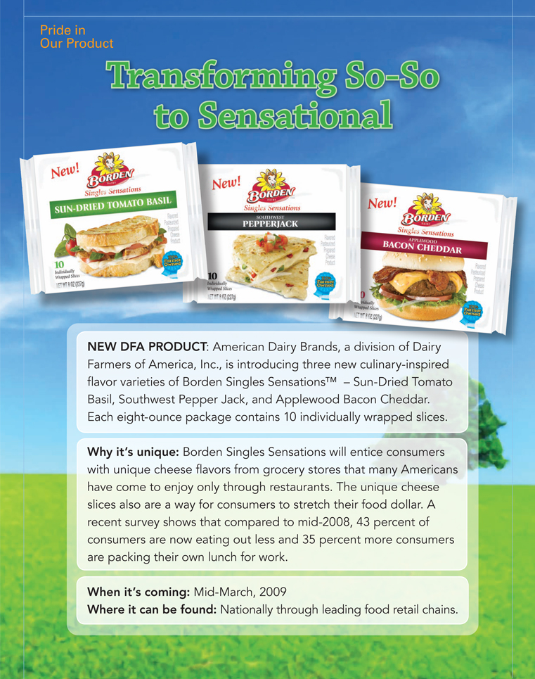 DFA Leader Product to Market Product Highlight