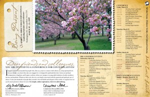 SDI Washington Events Brochure Spread