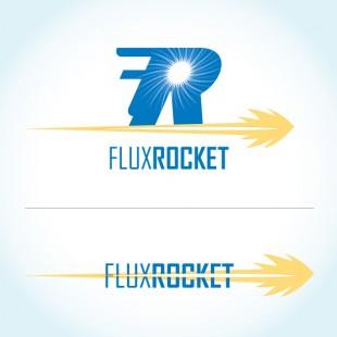 FluxRocket Logo
