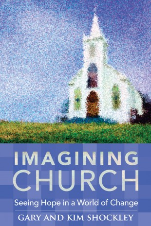 Imagining Church Cover