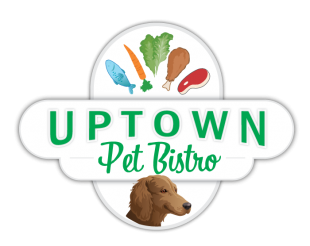 Logo for Uptown Pet Bistro