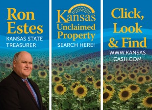 Kansas State Treasurer Banners