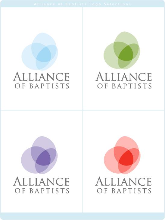 Alliance of Baptists Logo Final Variations