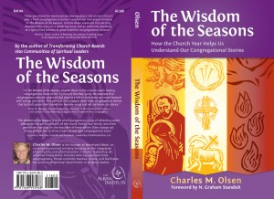Front, Back and Spine Treatment for Alban's The Wisdom of the Seasons