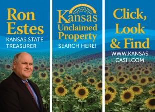 Kansas State Treasurer Banners